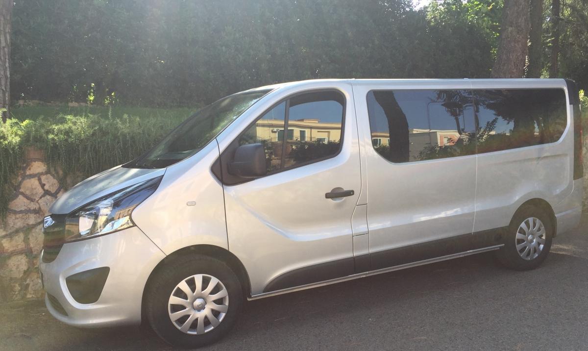 Opel Vivaro 1.6 BiTurbo
